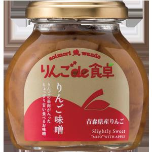 蘋果味噌醬