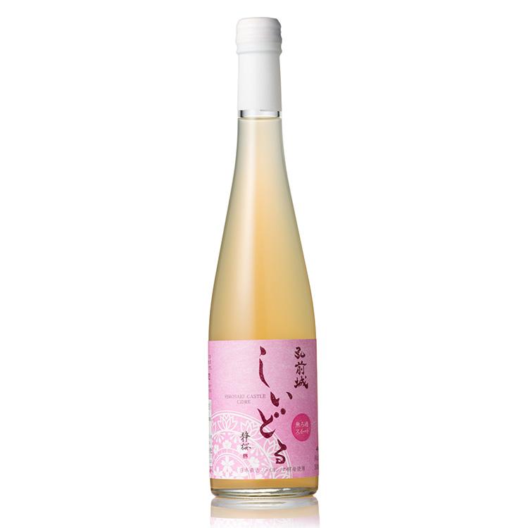 青森,櫻花蘋果酒,弘前銘釀,しいどる