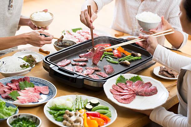 燒肉 家庭