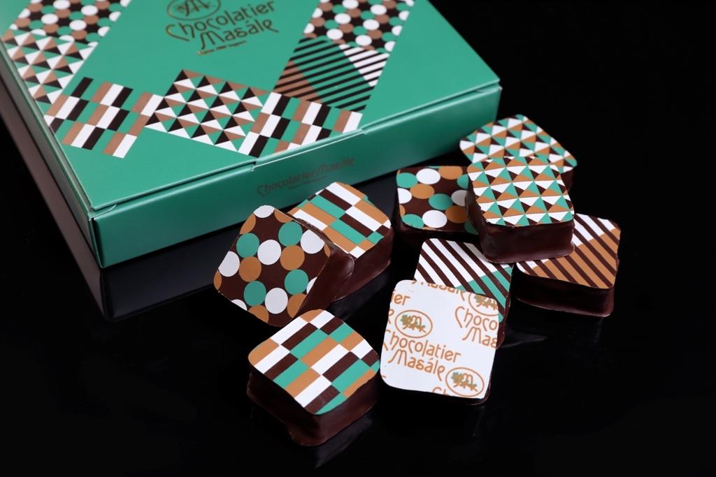 北海道,伴手禮,巧克力,chocolatier masale,新千歲機場