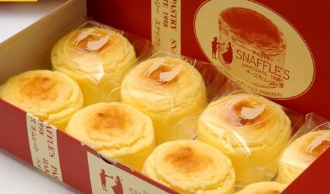 北海道,伴手禮,乳酪蛋糕,HAKODATE PASTRY SNAFFLE'S